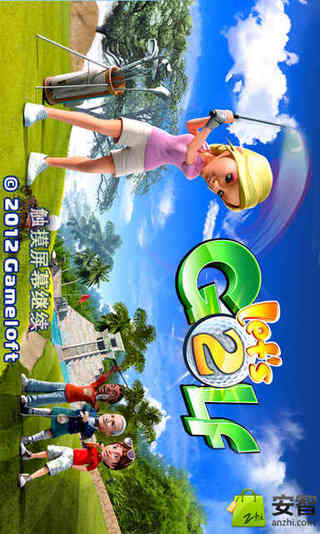 Let's Golf2 at711专用版