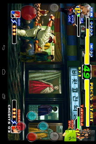 THE KING OF FIGHTERS-i 2012(F) on the App Store - iTunes